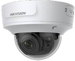 Hikvision 8MP IP67 EXIR VF Dome 2.8-12mm Lens 120dB WDR IK10