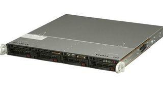 NX Witness Supermicro Server 5019C-M 1U 8GB Intel Xeon 3.4GHz CPU