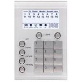 Ness Saturn Keypad White - xCel support