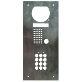 Aiphone JF Stainless Face Plate