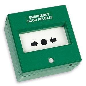 Sprint Emergency Break Glass - Green