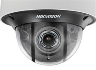 Hikvision 2MP Dark/Light Fighter Dome Ultra Low Light Smart 2.8-12mm Motorized L