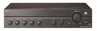 TOA 100V 240w Mixer Amp with Tones