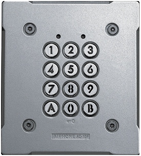 Aiphone AC Flush Mount Keypad