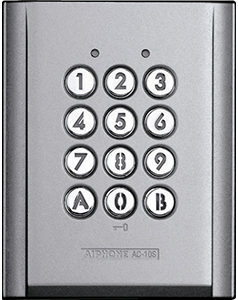 Aiphone AC Surface Mount Keypad