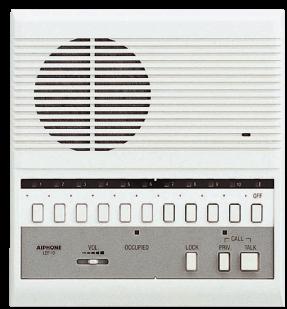 Aiphone LE 10 Call Master - Surface