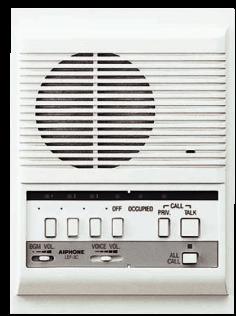 Aiphone LE 3 Call Master - Semi Flush