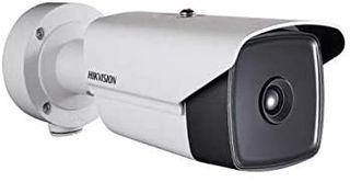 Hikvision 384*288 DeepinView Thermal IP Bullet Single Lens 7mm with GPU