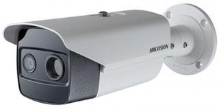 Hikvision 160*120 Bi-spectrum Thermal IP Bullet 7mm