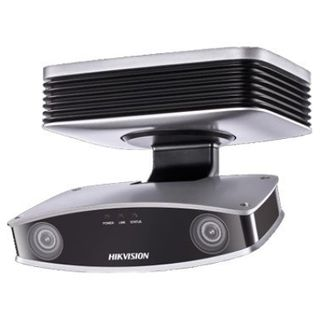 Hikvision DeepinView Facial Recognition Camera 12mm