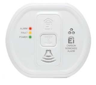 Brooks EI CO Detector Alarm - Lithium RF Upgrade