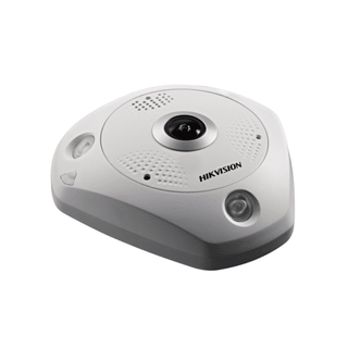 Hikvision DeepinView 6MP Fisheye Network Camera