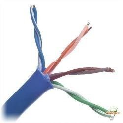 Tycab CAT 5E Data Cable 305m Box - Blue