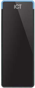 ICT Protege TSEC Mifare/Desfire 13.56MHz Reader - Black