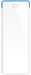ICT Protege TSEC 13.56MHz Reader - White