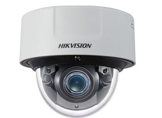 Hikvision 4MP IR VF 2.8-12mm Dome Network Camera Face capture