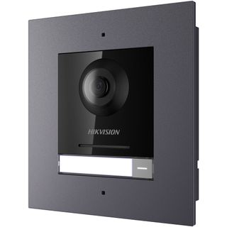 Hikvision IP Intercom  Gen2 Flush Single Video Call Station IP65