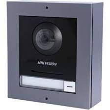 Hikvision IP Intercom  Gen2 Single Video Call Station IP65