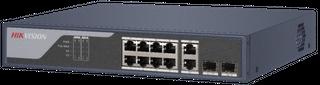Hikvision 8 Port Fast Ethernet Smart POE Switch