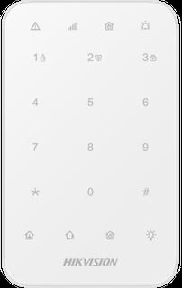Hikvision AXHUB PRO Series 433MHz Wireless Keypad