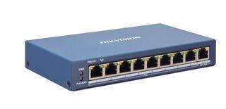 Hikvision 8 Port 100Mbps Fast Ethernet Smart Managed POE Switch