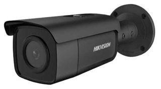 Hikvision 4MP AcuSense Fixed 2.8mm Bullet Network Camera IR 60m - Black