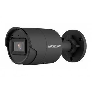 Hikvision 4K 8mp AcuSense Fixed 2.8mm IR 40m Mini Bullet Network Camera Black