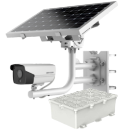 Hikvision Solar Powered Stand Alone 4G Network Camera (with 20AH battery