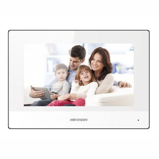Hikvision IP Intercom  Gen2 7 inch Touch -Screen Indoor Station Wifi  White