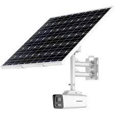 Hikvision Solar Powered Stand Alone 4G 4K 8MP ColorVu + Acusense (No battery)