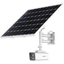 Hikvision Solar Powered Stand Alone 4G 4K 8MP ColorVu + Acusense (with 30AH batt