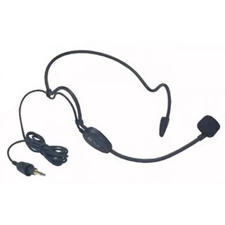 TOA Wireless Headset with Microphone - Standard