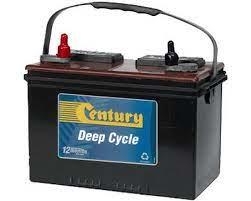 Century 12V 100Ah Battery