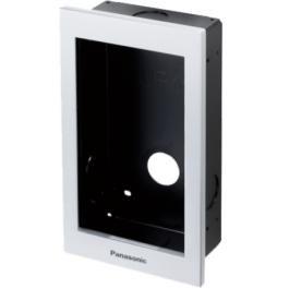 Flashing & Flush mount box (2 Module)