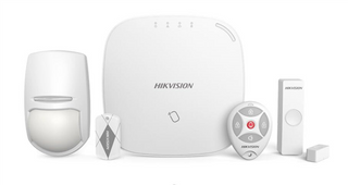 Hikvision AXHub wireless alarm kit 3G/4G version with IC card