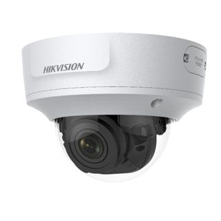 Hikvision 6MP IP67 EXIR VF Dome 2.8-12mm Lens 120dB WDR IK10 with BNC