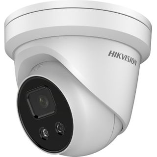Hikvision 4MP AcuSense Turret 2.8mm with strobe light indoor