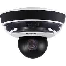 Hikvision 2MP PanoVu Series IP66 50M IR 5-50mm Panoramic + PTZ Camera