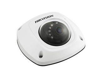 Hikvision 2MP IP Mobile camera IR ICR WDR white dome RJ45