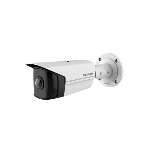 Hikvision 4MP Super Wide 180 deg Angle Fixed Bullet Network Camera