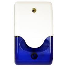 NFS Mini Piezo Strobe Blue 12V