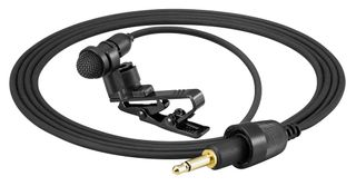 TOA YP-M5300 Uni Directional Lapel Mic