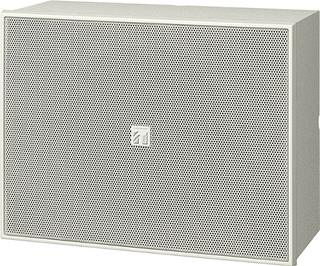 TOA 6W Box Speaker White