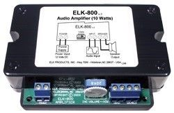 ELK Audio Amplifier