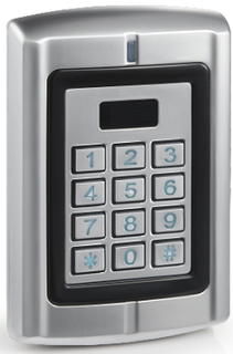 Ness Ultra Prox Keypad Reader - Wall Plate Size