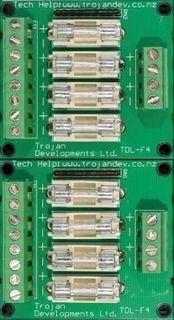 Trojan 8 Way Fused Output Board