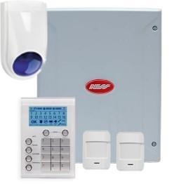 Ness D8X Deluxe Panel & Saturn Keypad Alarm Kit
