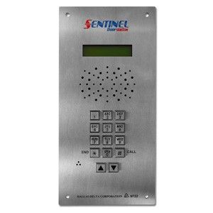 DD Sentinel Intercom MKII Vert + Directo