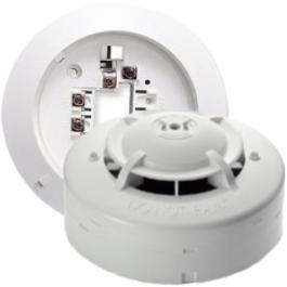 HL Resetting Smoke Detector - Flush Kit