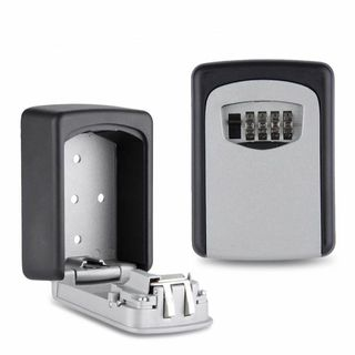 NFS Wall Mount Type Key Lock Box 4 Digit